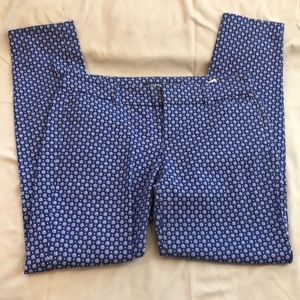 Old Navy mid rise pixie pant